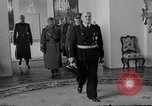 Image of Adolf Hitler Italy Brenner Pass, 1943, second 56 stock footage video 65675043482
