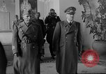 Image of Adolf Hitler Italy Brenner Pass, 1943, second 59 stock footage video 65675043482