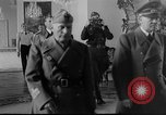 Image of Adolf Hitler Italy Brenner Pass, 1943, second 60 stock footage video 65675043482