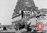 Image of Temples South India, 1937, second 24 stock footage video 65675043492