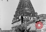 Image of Temples South India, 1937, second 27 stock footage video 65675043492