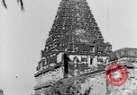 Image of Temples South India, 1937, second 28 stock footage video 65675043492