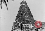 Image of Temples South India, 1937, second 31 stock footage video 65675043492