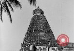 Image of Temples South India, 1937, second 36 stock footage video 65675043492