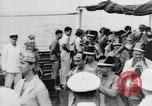 Image of Crossing the Line ceremony Pacific Ocean, 1937, second 9 stock footage video 65675043498