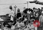 Image of Crossing the Line ceremony Pacific Ocean, 1937, second 11 stock footage video 65675043498