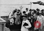 Image of Crossing the Line ceremony Pacific Ocean, 1937, second 17 stock footage video 65675043498