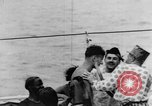 Image of Crossing the Line ceremony Pacific Ocean, 1937, second 43 stock footage video 65675043498