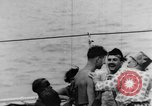 Image of Crossing the Line ceremony Pacific Ocean, 1937, second 44 stock footage video 65675043498