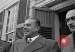 Image of President Videla Washington DC USA, 1950, second 48 stock footage video 65675043505