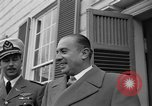 Image of President Videla Washington DC USA, 1950, second 49 stock footage video 65675043505