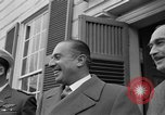 Image of President Videla Washington DC USA, 1950, second 52 stock footage video 65675043505