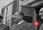 Image of President Videla Washington DC USA, 1950, second 53 stock footage video 65675043505