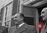 Image of President Videla Washington DC USA, 1950, second 54 stock footage video 65675043505