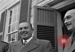 Image of President Videla Washington DC USA, 1950, second 55 stock footage video 65675043505