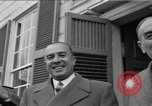 Image of President Videla Washington DC USA, 1950, second 56 stock footage video 65675043505