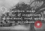 Image of Visitors inspect rural roads of Argentina Argentina, 1929, second 4 stock footage video 65675043510