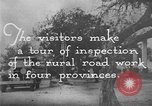 Image of Visitors inspect rural roads of Argentina Argentina, 1929, second 6 stock footage video 65675043510