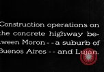 Image of Visitors inspect rural roads of Argentina Argentina, 1929, second 24 stock footage video 65675043510