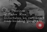 Image of Road building programs in 1920s Argentina Argentina, 1929, second 2 stock footage video 65675043512