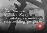 Image of Road building programs in 1920s Argentina Argentina, 1929, second 3 stock footage video 65675043512