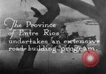 Image of Road building programs in 1920s Argentina Argentina, 1929, second 5 stock footage video 65675043512