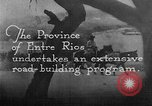 Image of Road building programs in 1920s Argentina Argentina, 1929, second 10 stock footage video 65675043512