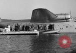 Image of Trans Atlantic seaplane New York United States USA, 1939, second 9 stock footage video 65675043518