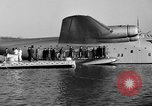 Image of Trans Atlantic seaplane New York United States USA, 1939, second 10 stock footage video 65675043518