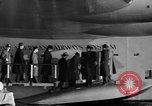 Image of Trans Atlantic seaplane New York United States USA, 1939, second 13 stock footage video 65675043518