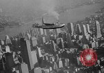 Image of Trans Atlantic seaplane New York United States USA, 1939, second 41 stock footage video 65675043518