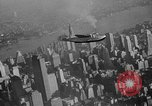 Image of Trans Atlantic seaplane New York United States USA, 1939, second 42 stock footage video 65675043518
