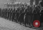 Image of Czech soldiers withdraw from Prague Prague Czechoslovakia, 1939, second 10 stock footage video 65675043519