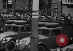 Image of Czech soldiers withdraw from Prague Prague Czechoslovakia, 1939, second 12 stock footage video 65675043519