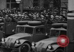 Image of Czech soldiers withdraw from Prague Prague Czechoslovakia, 1939, second 13 stock footage video 65675043519