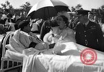Image of King George VI and Queen Elizabeth visit wounded soldiers Edmonton Alberta Canada, 1939, second 21 stock footage video 65675043535