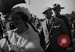 Image of King George VI and Queen Elizabeth visit wounded soldiers Edmonton Alberta Canada, 1939, second 26 stock footage video 65675043535
