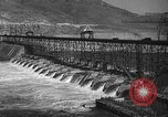 Image of Grande Coulee dam Washington State United States USA, 1939, second 3 stock footage video 65675043537