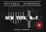 Image of Niels Bukh School of Gymnastics New York United States USA, 1939, second 2 stock footage video 65675043542
