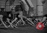 Image of Niels Bukh School of Gymnastics New York United States USA, 1939, second 5 stock footage video 65675043542
