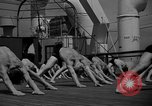 Image of Niels Bukh School of Gymnastics New York United States USA, 1939, second 6 stock footage video 65675043542