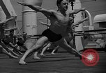 Image of Niels Bukh School of Gymnastics New York United States USA, 1939, second 10 stock footage video 65675043542
