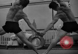 Image of Niels Bukh School of Gymnastics New York United States USA, 1939, second 12 stock footage video 65675043542