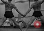Image of Niels Bukh School of Gymnastics New York United States USA, 1939, second 13 stock footage video 65675043542