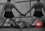 Image of Niels Bukh School of Gymnastics New York United States USA, 1939, second 14 stock footage video 65675043542