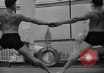Image of Niels Bukh School of Gymnastics New York United States USA, 1939, second 16 stock footage video 65675043542