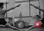 Image of Niels Bukh School of Gymnastics New York United States USA, 1939, second 17 stock footage video 65675043542