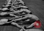 Image of Niels Bukh School of Gymnastics New York United States USA, 1939, second 20 stock footage video 65675043542
