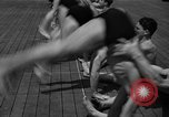 Image of Niels Bukh School of Gymnastics New York United States USA, 1939, second 21 stock footage video 65675043542