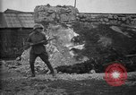 Image of Camouflage techniques World War 1 France, 1918, second 27 stock footage video 65675043545